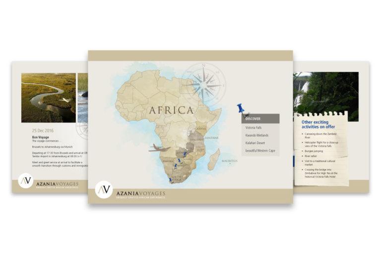 Azania Voyages Powerpoint