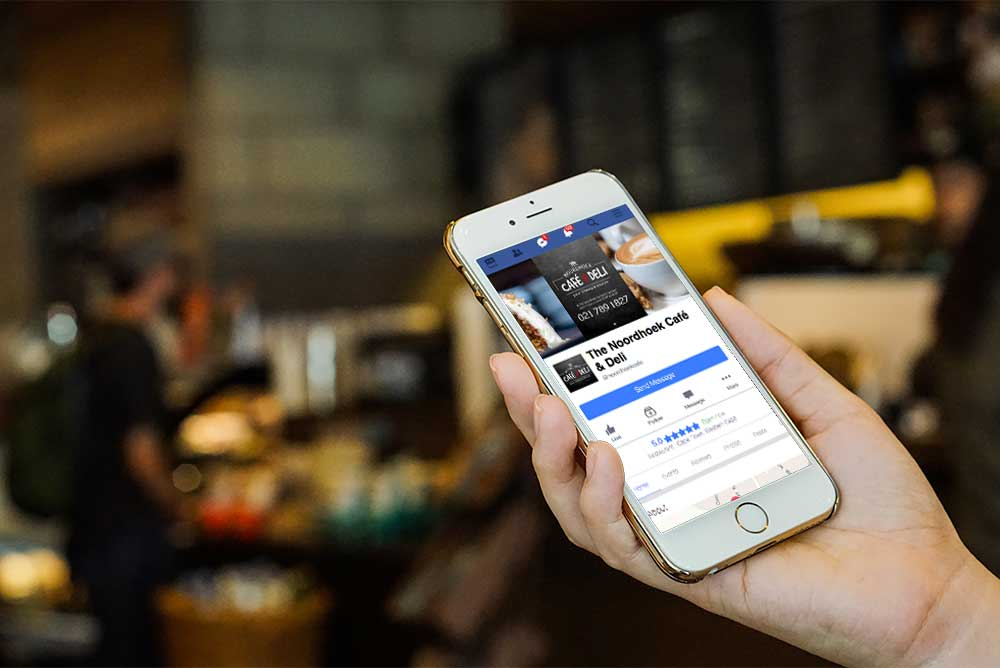 The Noordhoek Cafe and Deli Facebook header