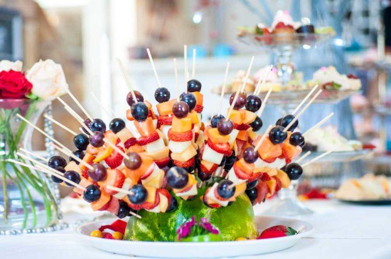 Noordhoek Cafe & Deli - fruit salad