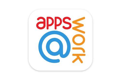 Apps @ Work logo