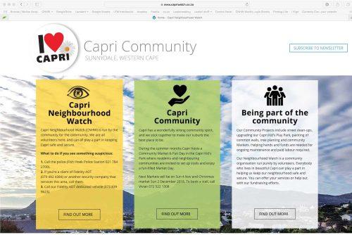 Capri-Community