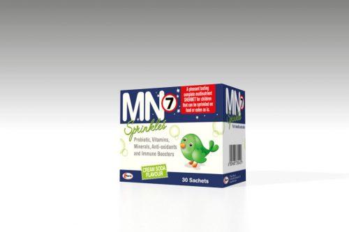 MN7 Sprinkles Cream Soda