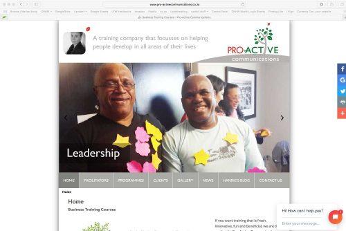 Pro-Active-Communications