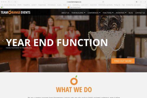 Team-Orange-Events